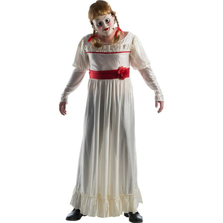 Annabelle: Creation Annabelle Deluxe Halloween Costume - Lego Man Halloween Costume For Sale