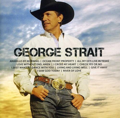 George Strait - Icon Series: George Strait (CD)