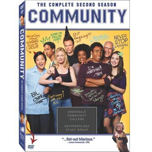 Community: The Complete Second Season (Anamorphic Widescreen)