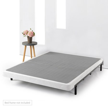 Best Price Mattress Low Profile Bi-Fold Heavy Duty Box Spring Foundation
