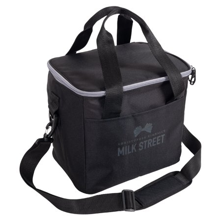 Cold Beer Store (Christopher Kimball's Milk Street Insulated Tote is Perfect for Lunch, Picnics, and Keeps Food & Beer Cold to the Grocery Store, School and Park… )