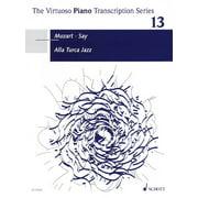 Alla Turca Jazz (Wolfgang Amadeus Mozart) (Sheet Music/Songbook)