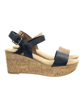 04fa5b50e9e City Classified Womens Sandals   Flip-flops - Walmart.com