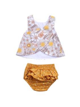 Toddler Girls Tops & T-Shirts - Walmart com