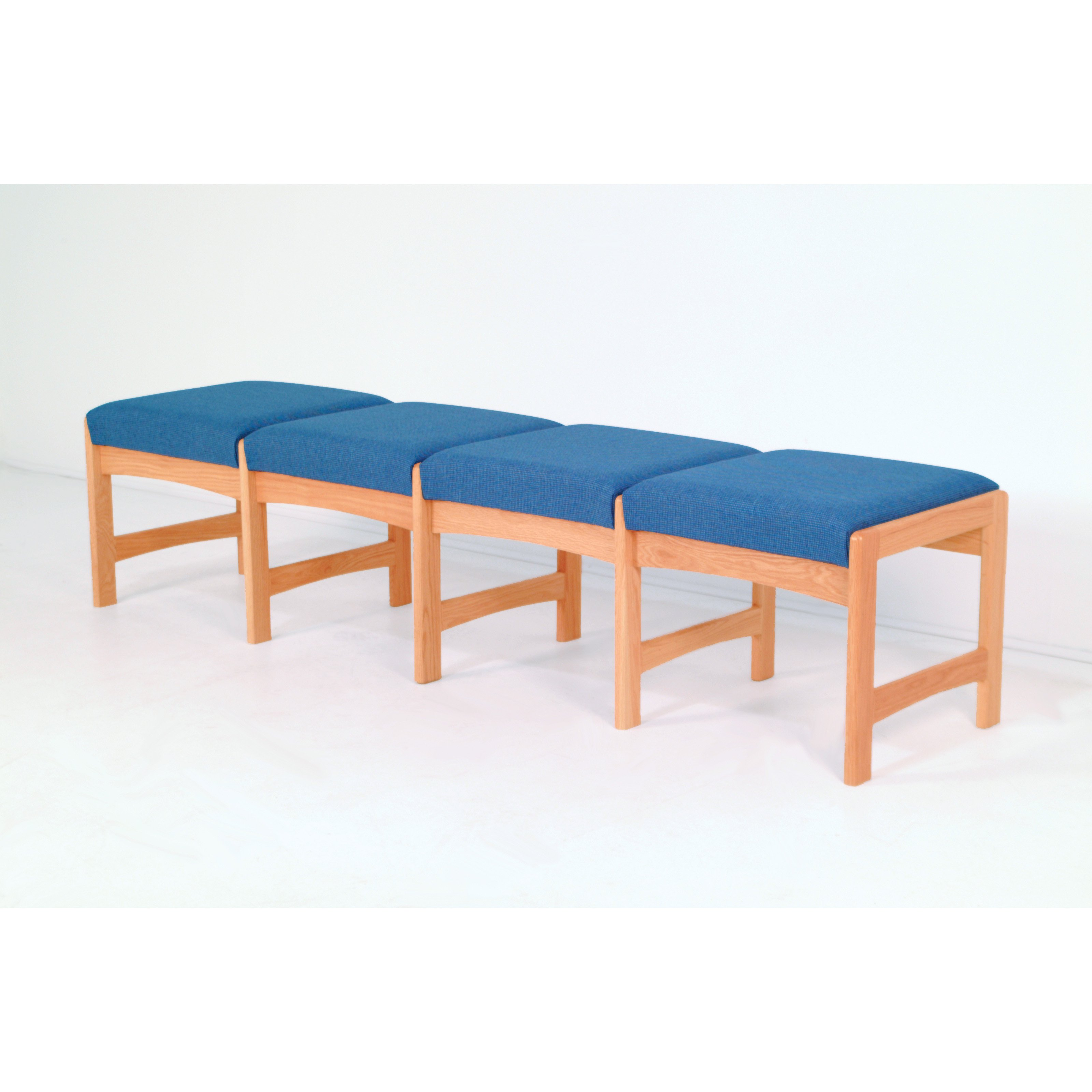 Dakota Wave Quadruple Bench