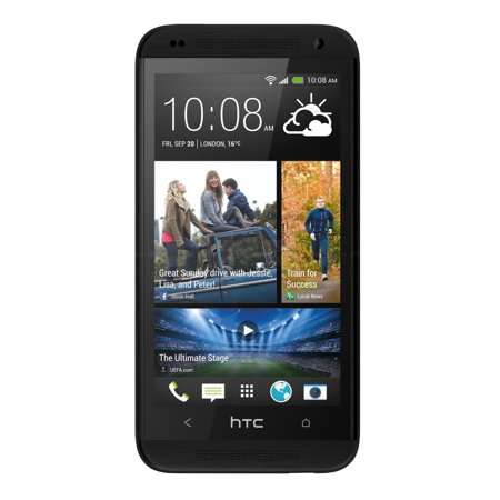 Htc Desire 610 8Gb At Unlocked Gsm 4G Lte Quad Core Android Phone   Black
