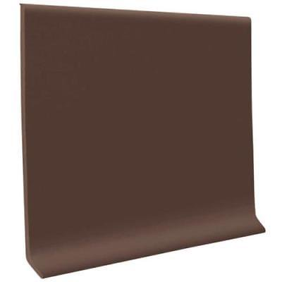 Roppe 700 Series Cove Base 4X120' Coil Brown