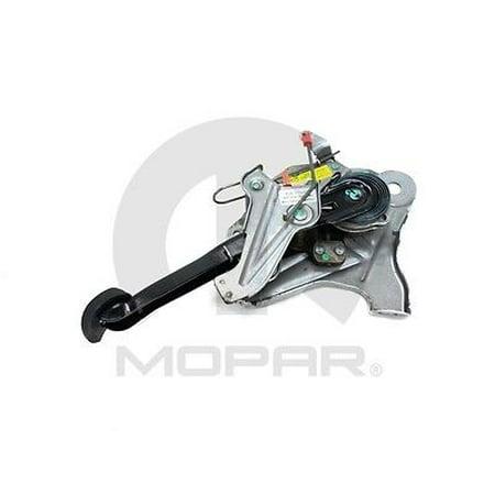 Parking Brake Lever Rear MOPAR 4683277AF fits 2005 Dodge Caravan ()