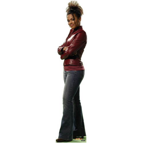 Advanced Graphics Dr. Who Martha Jones Cardboard Stand-Up by Advanced Graphics