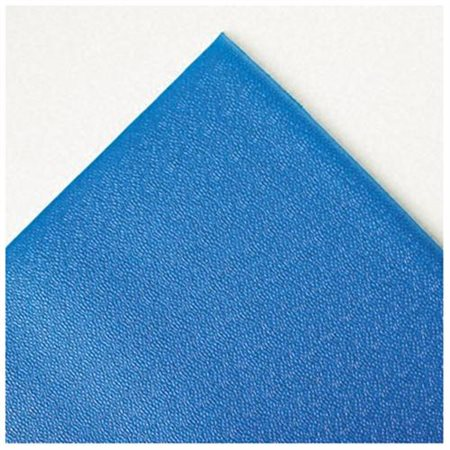 Crown Comfort King Anti-Fatigue Mat, 36 x 60, Blue