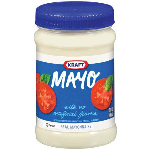 Kraft Real Mayonnaise, 15 oz