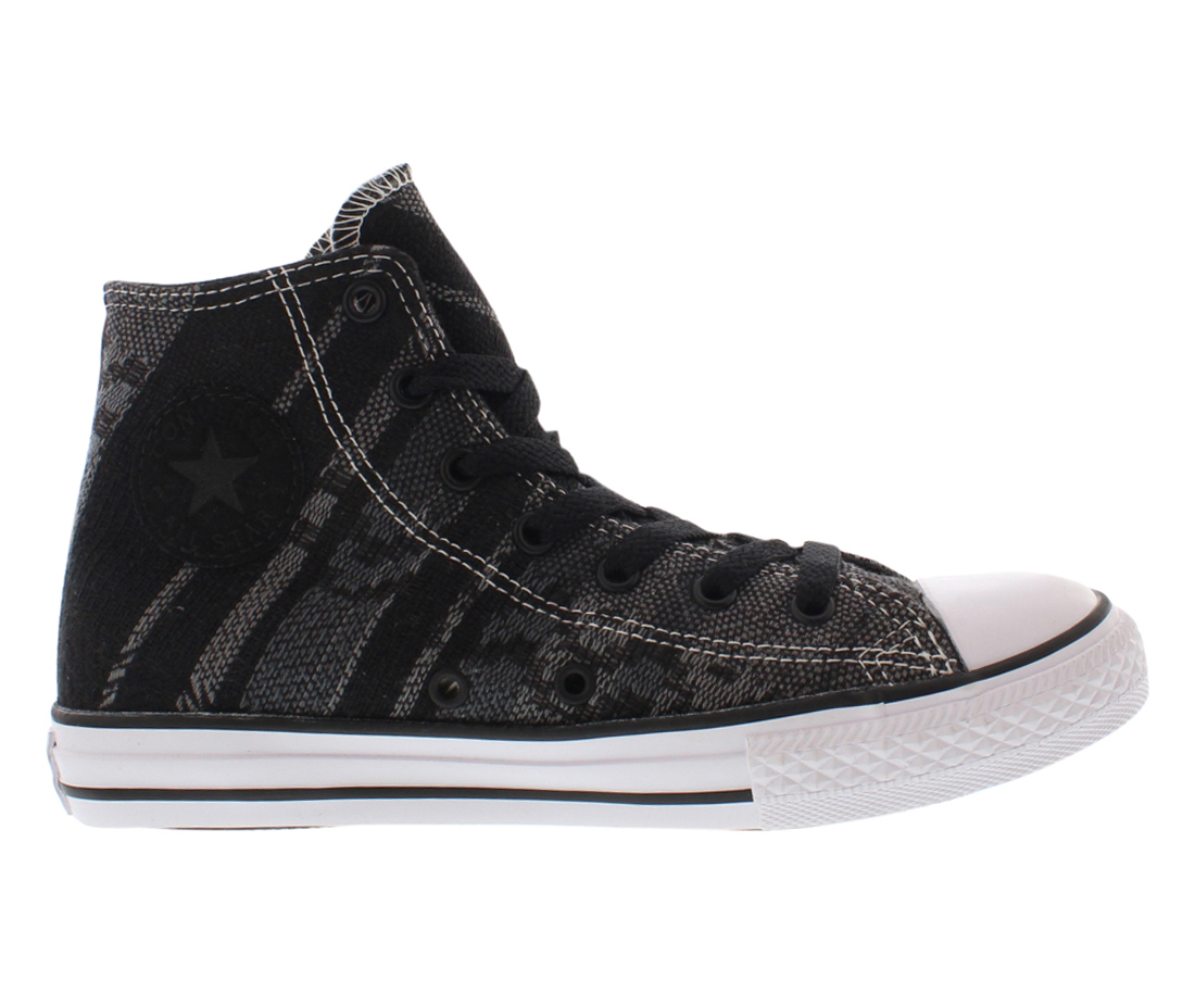 Converse Chuck Taylor Hi Casual Boy's Shoes Size 6