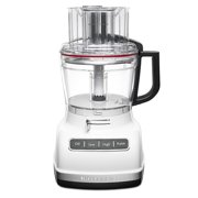 KitchenAid 11-Cup Food Processor with ExactSlice? System Contour Silver (KFP1133CU)