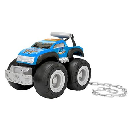Max Tow Truck Turbo Speed Truck, Blue (Best 1500 Truck For Towing)