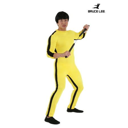 Men's Bruce Lee Costume (Robert E Lee Costume)