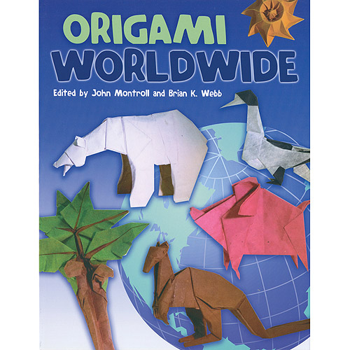 Dover Publications Origami Worldwide