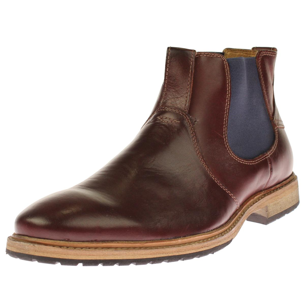 Florsheim Mens Indie Gore Leather Ankle Boots by Florsheim