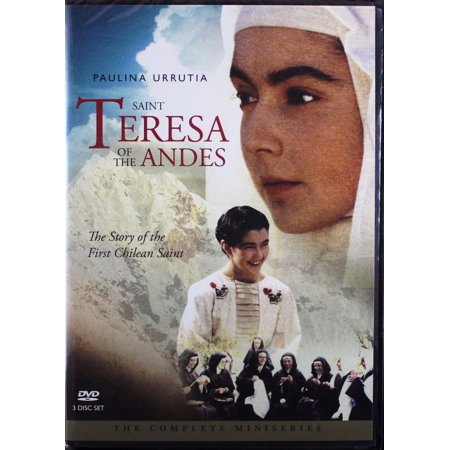 Saint Disc - Saint Teresa Of The Andes Complete Miniseries 3 Disc DVD Set