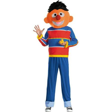 Morris Costumes Ernie Adult Xl 42-46 Sesame Street Halloween Costume