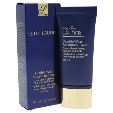 Estee Lauder Double Wear Maximum Cover Camouflage Makeup SPF 15 - # 1N3 Creamy Vanilla 1 oz