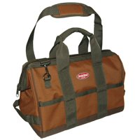 60016 Gatemouth 16 Tool Bag, The product is Highly durable By Bucket Boss
