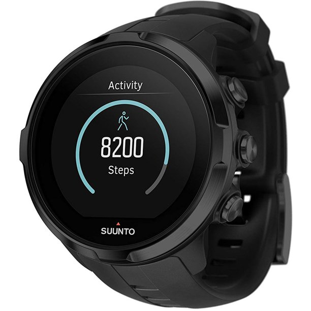 Suunto Spartan Sport Wrist HR Watch, Black