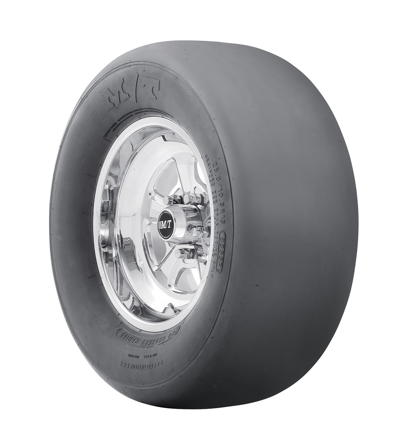 Mickey Thompson 90000024092 Mickey Thompson Pro Drag Radials