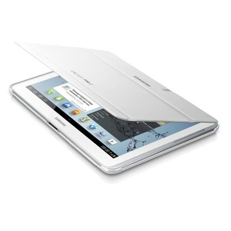 Samsung SA-EFC-1G5SWECSTD 7.0 in. Book Cover Case for Tab 2, White - image 1 de 1