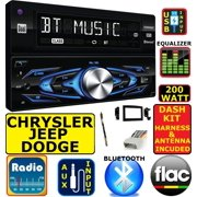 CHRYSLER JEEP DODGE BLUETOOTH USB AUX AM/FM CAR RADIO STEREO PACKAGEOID AUTO CAR RADIO