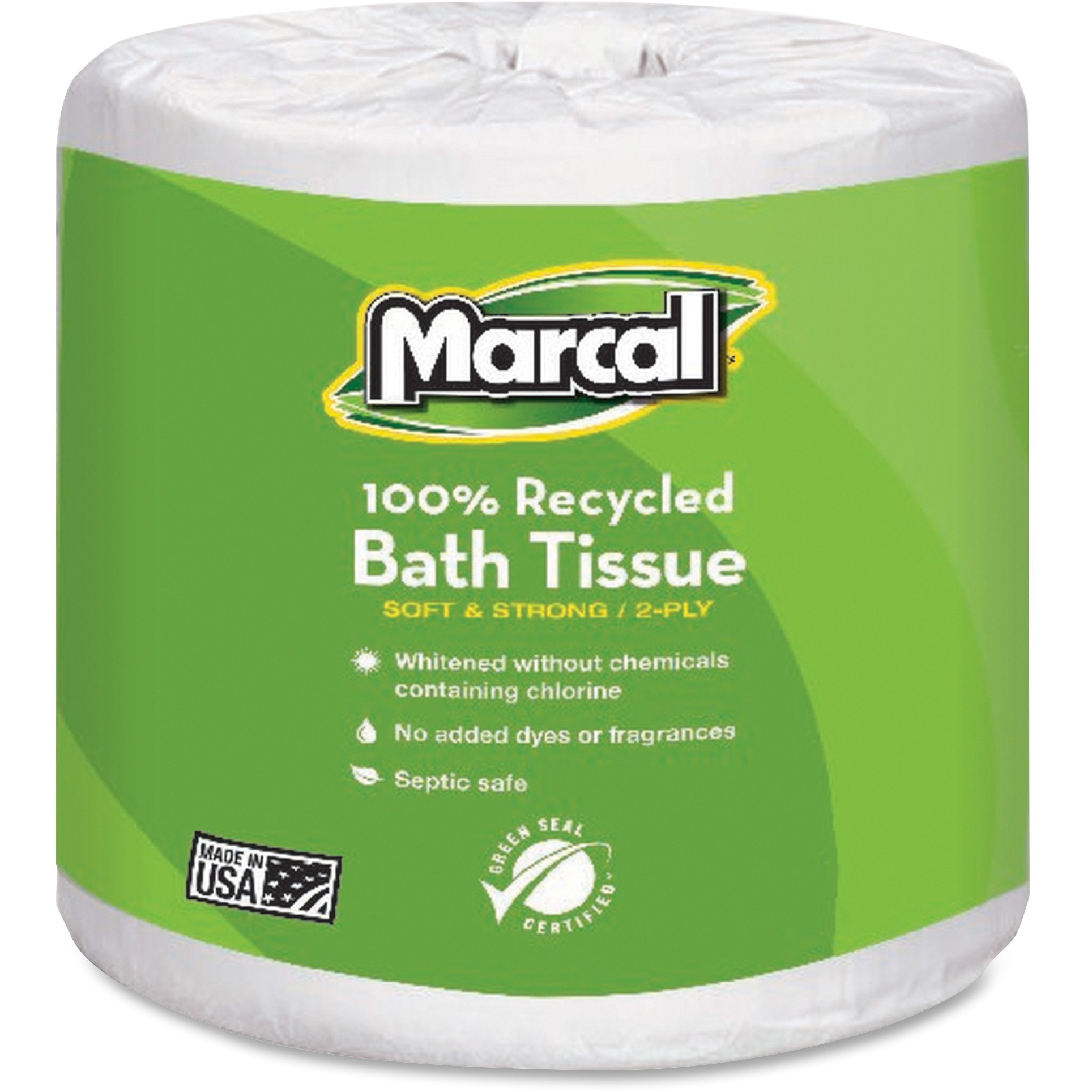 Marcal Recycled 2-ply Bath Tissue