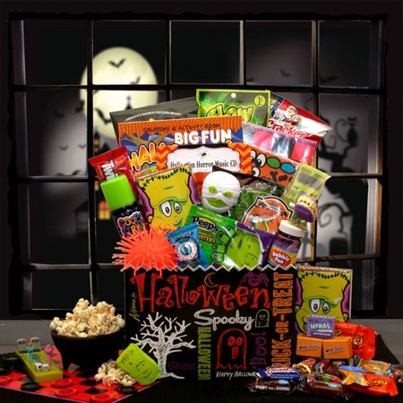 Halloween Fun and Games Gift Box