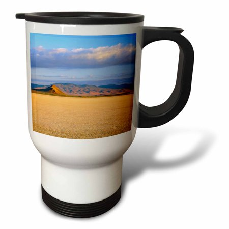 3dRose Black Rock Desert, High Rock Canyon, Nevada - US29 SSM0074 - Scott T. Smith, Travel Mug, 14oz, Stainless Steel