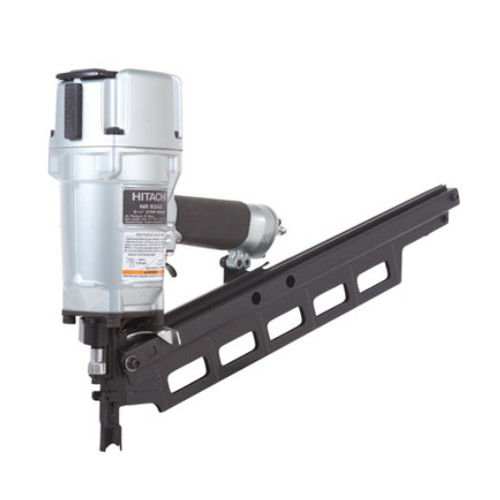 Hitachi NR83A2 Framing Nailer with Depth Adjustment 64 70 Nails 2 3-1 4 in 70 120 psi by Hitachi Power Tools