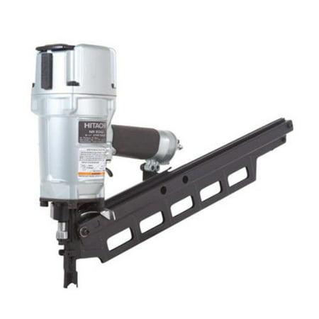 Hitachi NR83A2 Framing Nailer with Depth Adjustment 64 - 70 Nails 2 ...