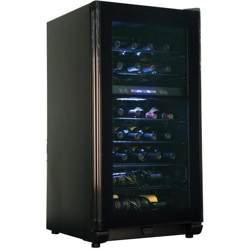 Haier 40-Bottle Compressor Dual Zone Wine Cellar