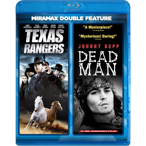 Texas Rangers / Dead Man (Blu-ray) (Widescreen)