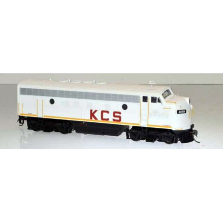 Emd F7a Unit - Bowser 24048 HO Kansas City Southern EMD F7A #4057