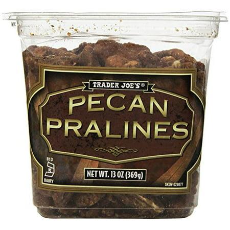 Trader Joe's Pecan Pralines 13 oz. (369g)