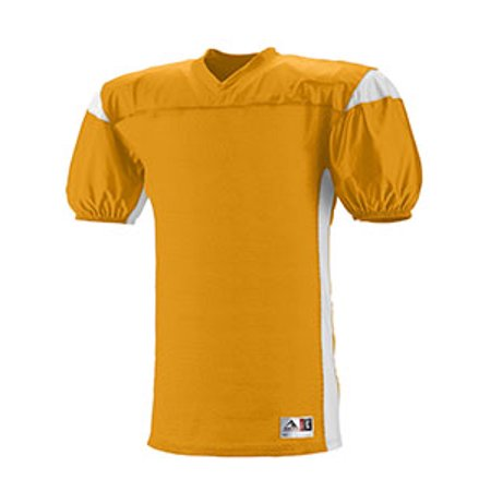 Adult Polyester Diamond Mesh V-Neck Jersey with Contrast Dazzle Inserts (Diamond Core Mesh Jersey)