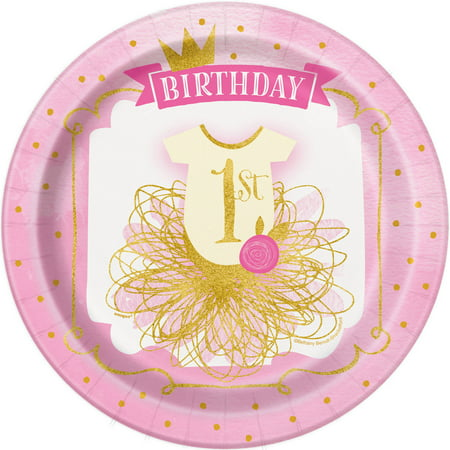 1st Birthday Themes For Girls (9