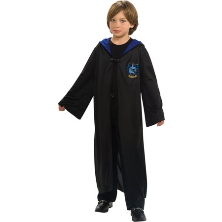 Morris Costumes Ravenclaw Robe Child Large - Ravenclaw Quidditch Robes