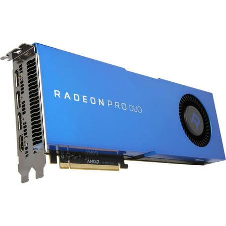 AMD Radeon Pro Duo Graphics