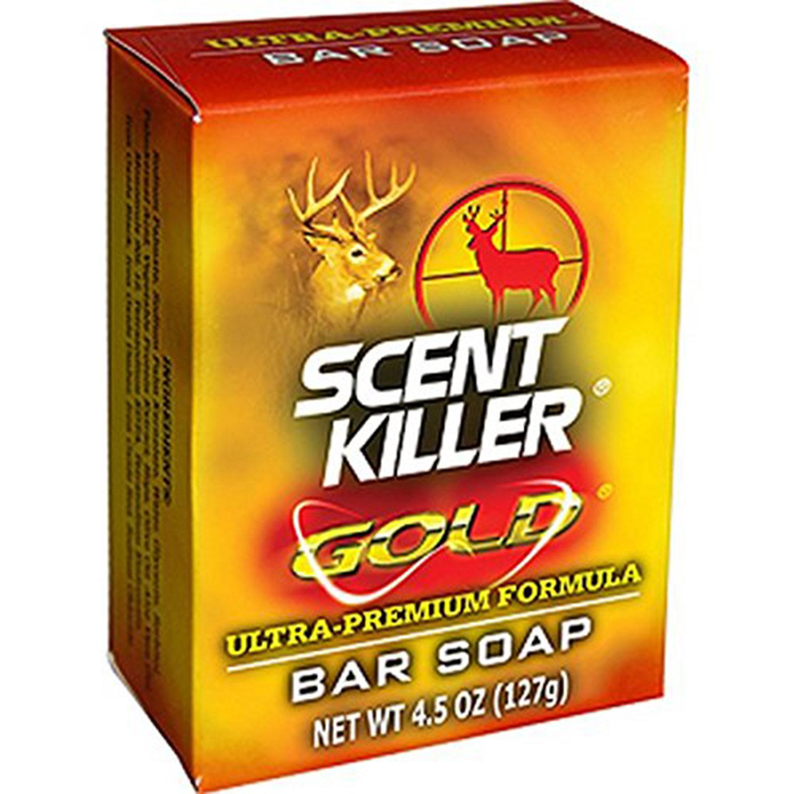 Wildlife Research Scent Killer Gold Bar Soap 4.5 oz.