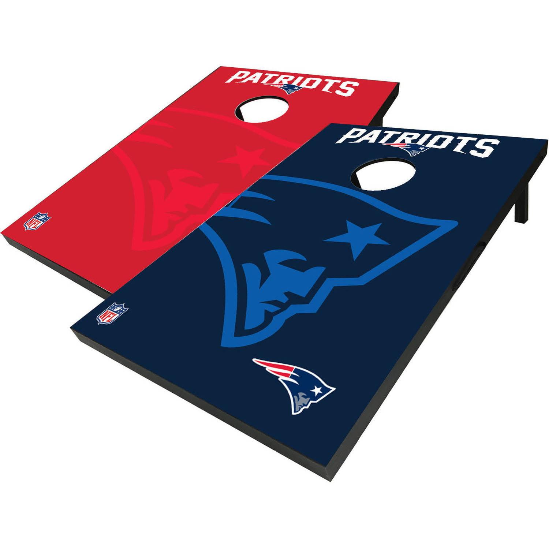 New England Patriots Bean Bag Toss Walmart Com