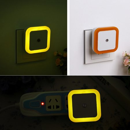 Induction Romantic LED Night Light Dream Bed Lamp Home Illumination OR