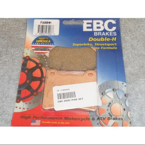 EBC Double-H Sintered Brake Pads Front (2 sets Required) Fits 1987 Yamaha FZ700