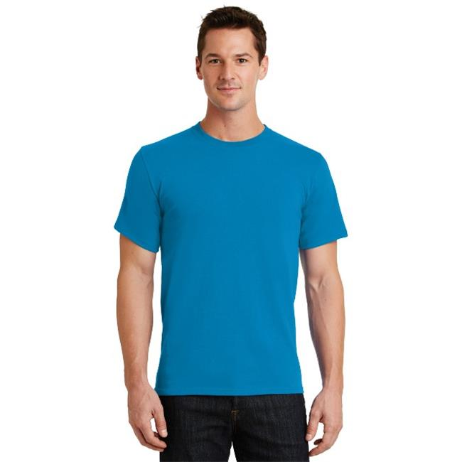 Port & Company® - Essential Tee. Pc61 Sapphire Xl - image 1 of 1