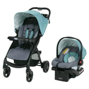 Graco Verb Click Connect Travel System with SnugRide30 Infant Car Seat