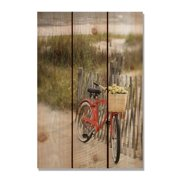 Day Dream HQ SED1624 16 x 24 in. Special Delivery Inside & Outside Cedar Wall Art
