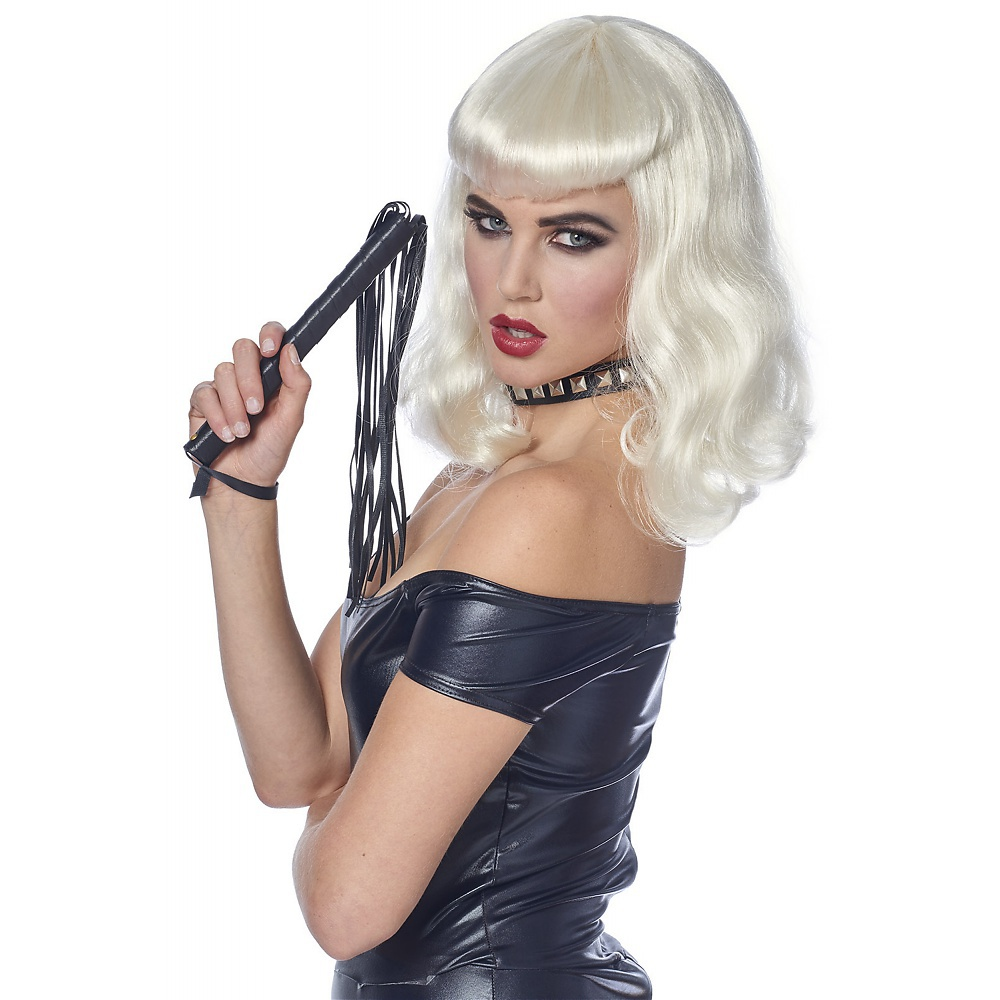 Platinum Bettie Wig Adult Costume Accessory